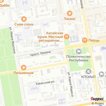 Мир Соблазна на Яндекс.Картах