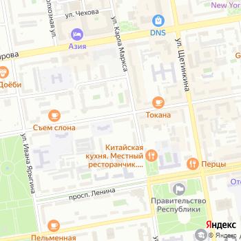 Спорт Мода на Яндекс.Картах