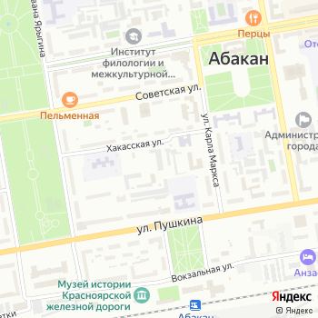 ЖЭУ-2 на Яндекс.Картах