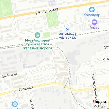 СпецСибирь на Яндекс.Картах
