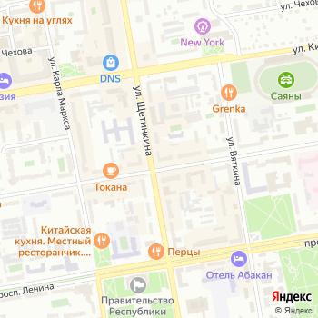 Столичный на Яндекс.Картах