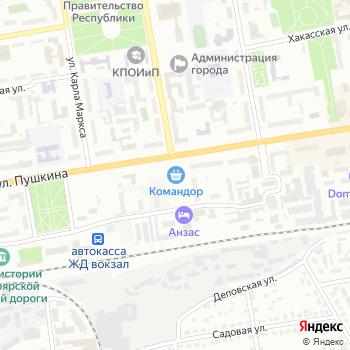 Командор на Яндекс.Картах
