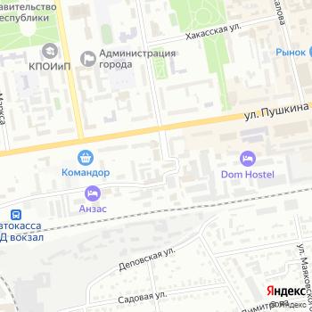 Home-сервис на Яндекс.Картах