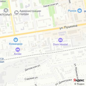 Народный на Яндекс.Картах