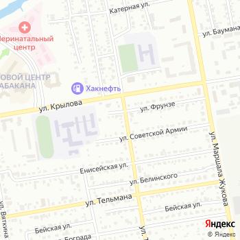 Автосервис на ул. Тараса Шевченко на Яндекс.Картах