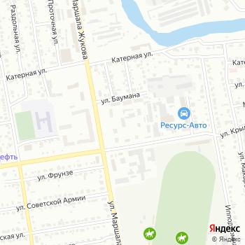 Эколог на Яндекс.Картах