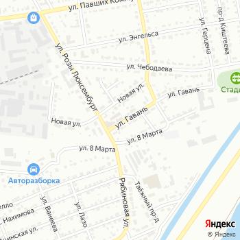 Автопорт на Яндекс.Картах