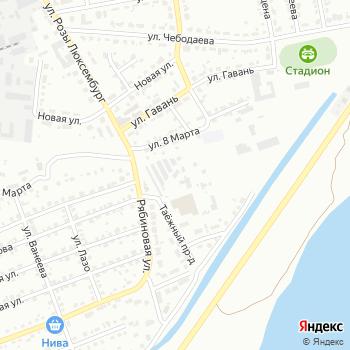ПРоН на Яндекс.Картах
