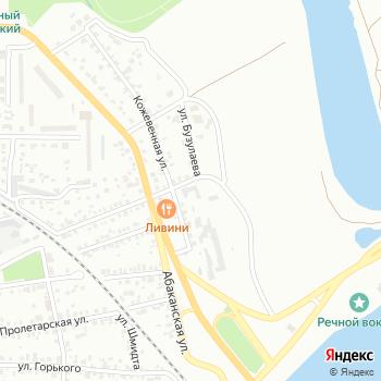 Ритуальные услуги на Яндекс.Картах