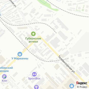 ЦентрСтройПрокат на Яндекс.Картах