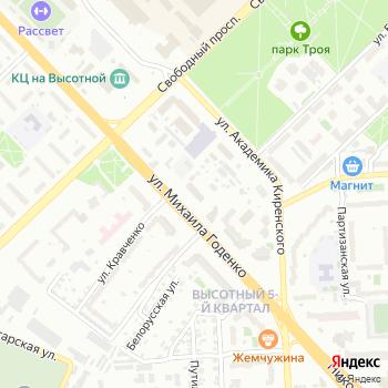Центр профессиональной подготовки специалистов транспортно-дорожного комплекса на Яндекс.Картах