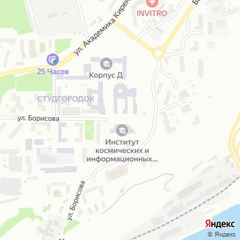 Инновационные технологии безопасности на Яндекс.Картах