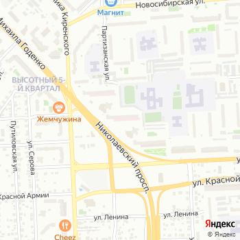 Краевой детский психоневрологический диспансер №1 на Яндекс.Картах