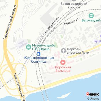 Почта с индексом 660058 на Яндекс.Картах