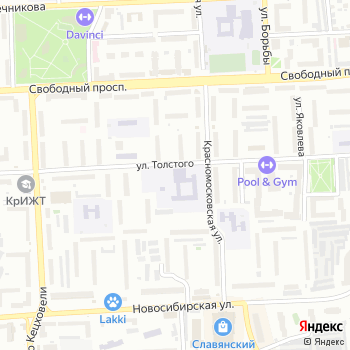 Средняя общеобразовательная школа №19 на Яндекс.Картах
