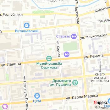 Восторг на Яндекс.Картах