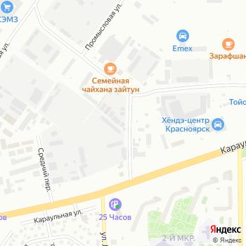 Промкомплект на Яндекс.Картах