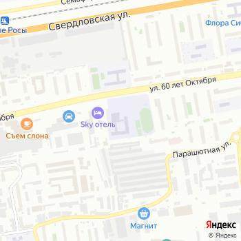 Средняя общеобразовательная школа №76 на Яндекс.Картах