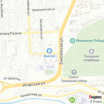 Ярпатентъ на Яндекс.Картах
