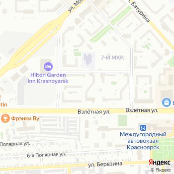 Краски Лета на Яндекс.Картах