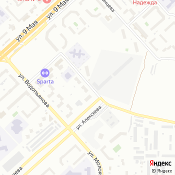 Огнезащита плюс на Яндекс.Картах