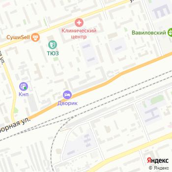 Офисная планета на Яндекс.Картах