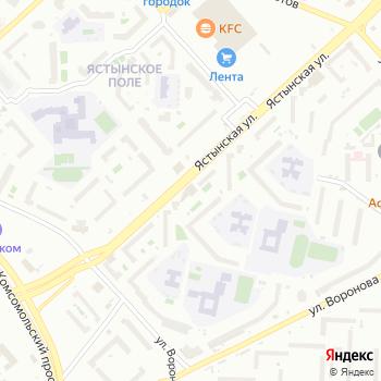 Атриум на Яндекс.Картах