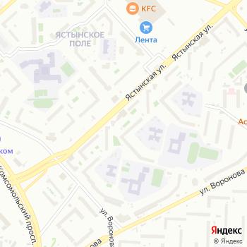 Анечка на Яндекс.Картах