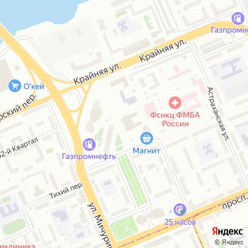 Сибирские зори на Яндекс.Картах