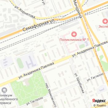 Почта с индексом 663305 на Яндекс.Картах