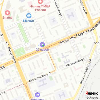 Почта с индексом 660037 на Яндекс.Картах