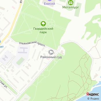 Советский районный суд на Яндекс.Картах