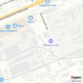 Сибкомфорт-плюс на Яндекс.Картах