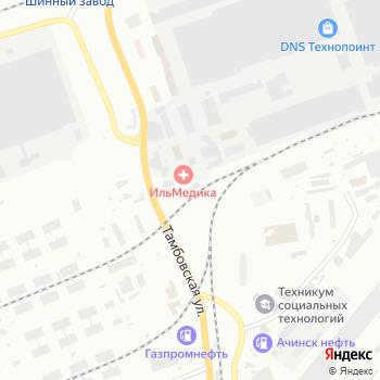 ПаркСтрой на Яндекс.Картах