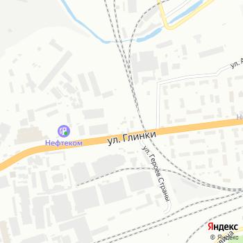Сервис на Яндекс.Картах