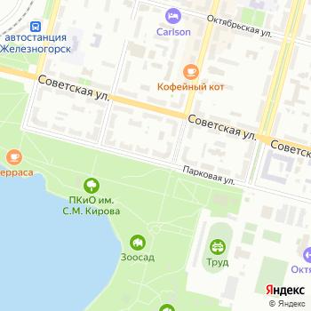 Обои центр на Яндекс.Картах