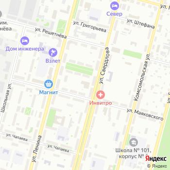 Пилон на Яндекс.Картах