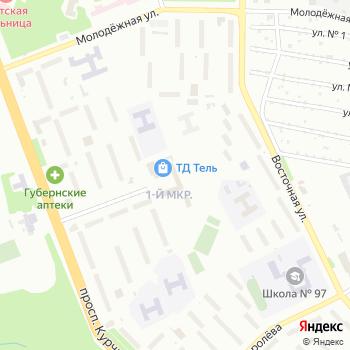 Новэкс на Яндекс.Картах
