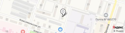 STYLE на карте Вихоревки