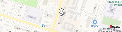 Ваш любимый магазин на карте Вихоревки