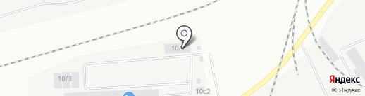 СтройКомплектСервис на карте Братска