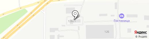 CASE на карте Братска