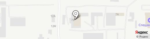 Стройсервис на карте Братска