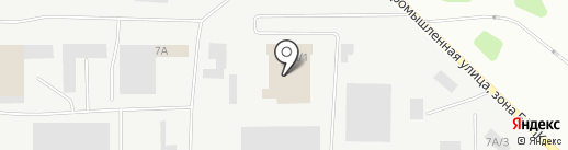 Спецавтотранс на карте Братска