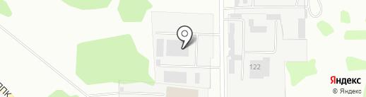 БратскМанСервис на карте Братска
