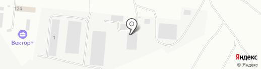 Подъемные машины на карте Братска
