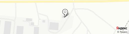 Лесопожарный центр ПХС-III типа на карте Братска