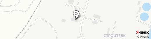 Центр ГИМС МЧС России по Иркутской области, ФКУ на карте Братска
