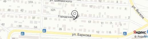 Служба эвакуации автомобилей на карте Братска
