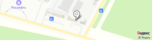 Апгрейд на карте Братска